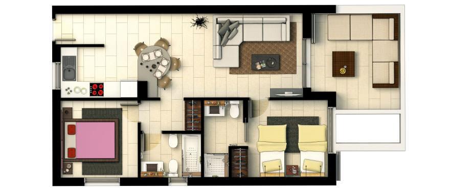 apartamentos en venta en punta prima alicante c blanca