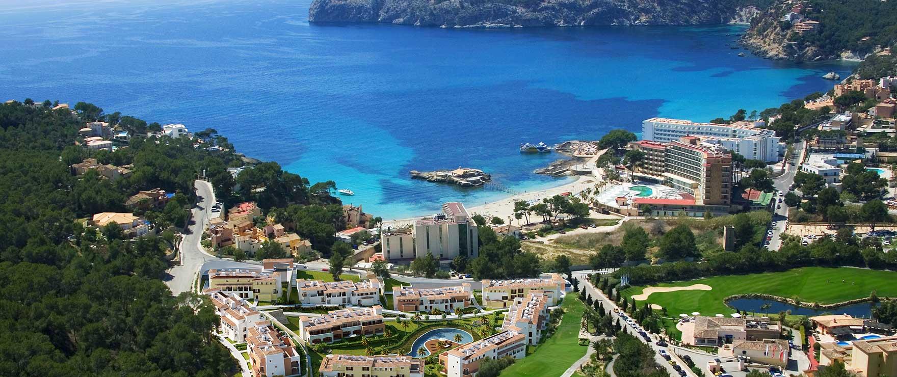 Camp de Mar Beach - Puerto Andratx (Mallorca)