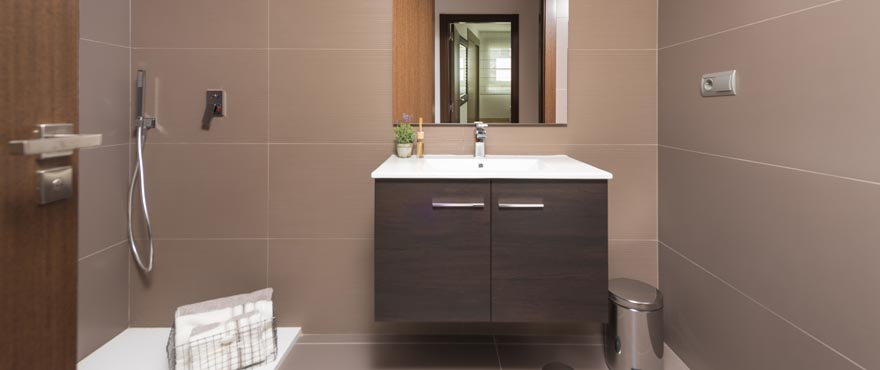 Bathroom with quality finishes, Miraval, Mijas