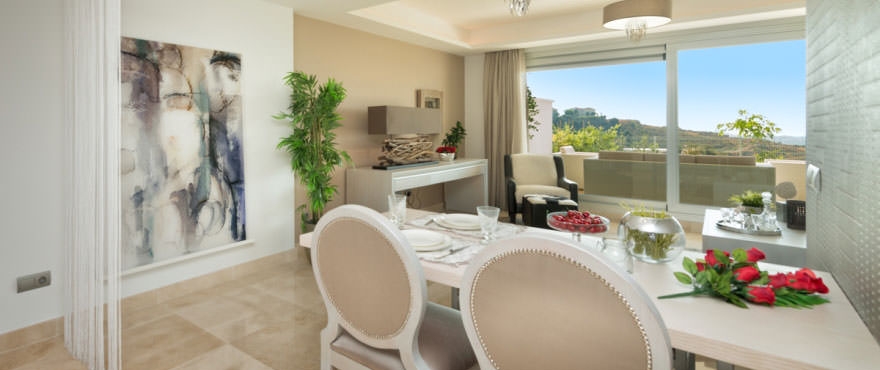 Miraval, Apartments zum Verkauf, Costa del Sol
