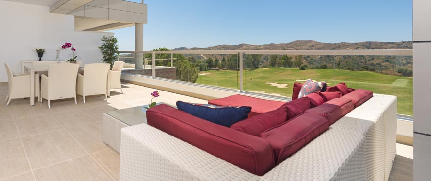 Miraval, La Cala Golf Resort, Mijas: Communal pool & Gardens