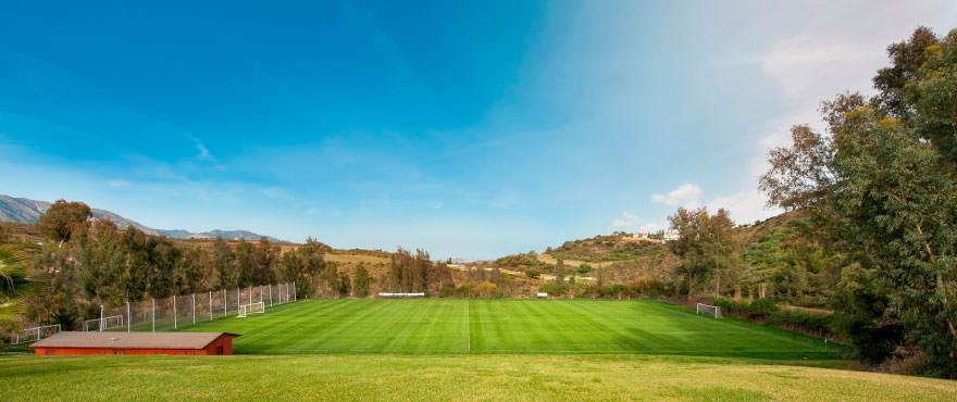 Fotball i Mijas - MIraval boliger med 2 &3 soverom