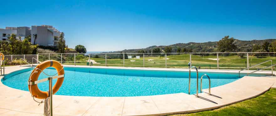 Apartments mit Pool, Miraval, Mijas