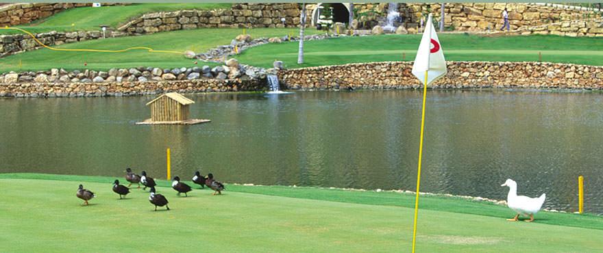 Golf in Mijas, Malaga
