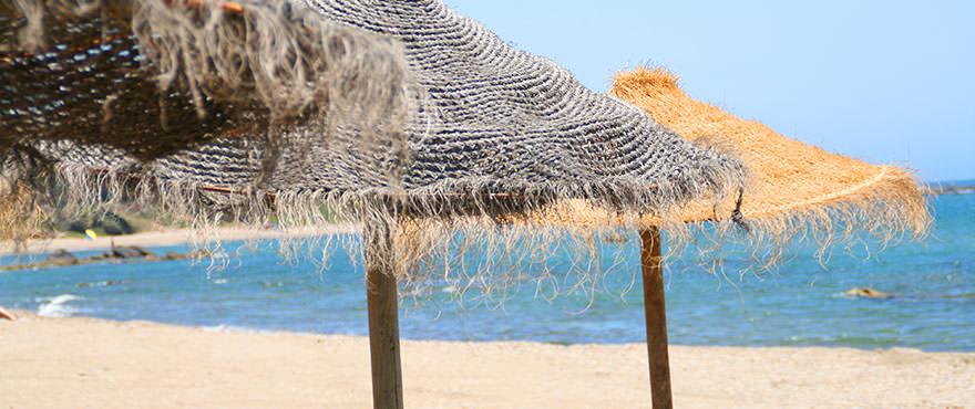 Strand van Mijas