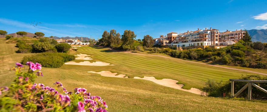 Miraval, un cadre magnifique golf. Mijas
