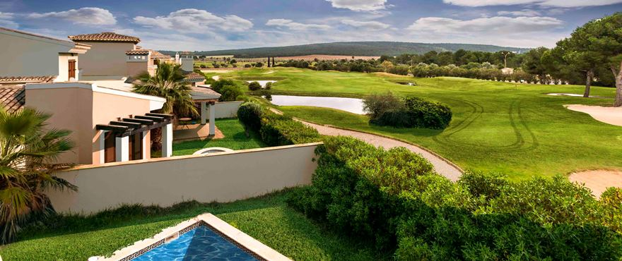 Marina Golf, Mallorca, first line properties in Santa Ponsa