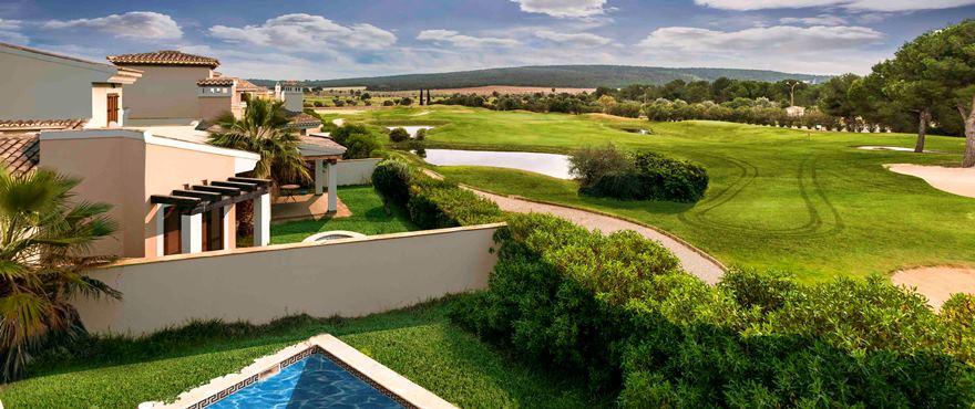 Wohnkomplex Marina Golf in Toplage in Santa Ponsa, Mallorca