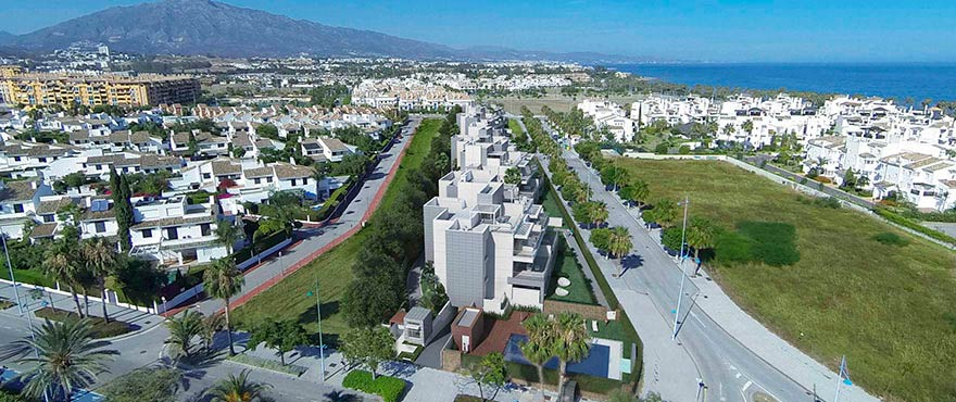 Jade Beach, Marbella. Appartements exclusifs en vente