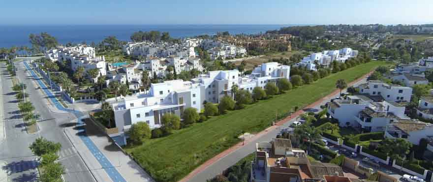 Jade Beach, Marbella appartements en vente