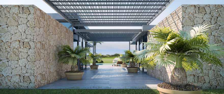 Wohnanlage Marina Golf in Nova Santa Ponsa: jetzt neue Objekte im Verkauf