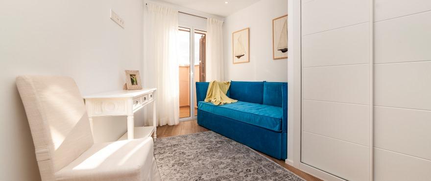 eiendommer med 3 – 4 store soverom, privat terrasse og hager
