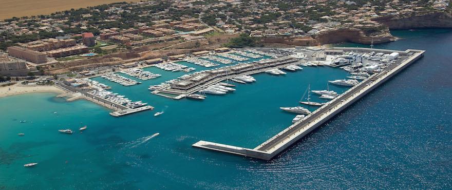 Puerto deportivo Santa Ponsa