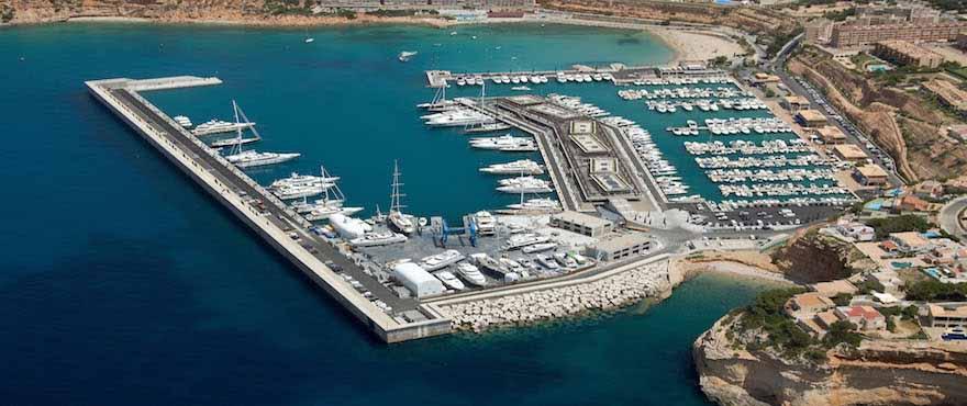 Yachthafen Port Adriano, Mallorca