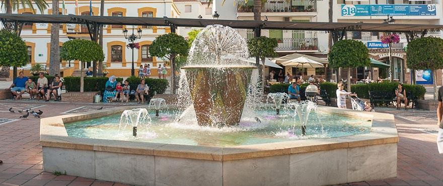 Paseo Maritimo, Strandpromenaden, Marbella