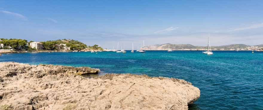 Plage à proximité Marina Golf, Majorque