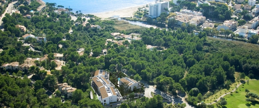 New apartments for sale in Canyamel, close to the beach and Canyamel Golf