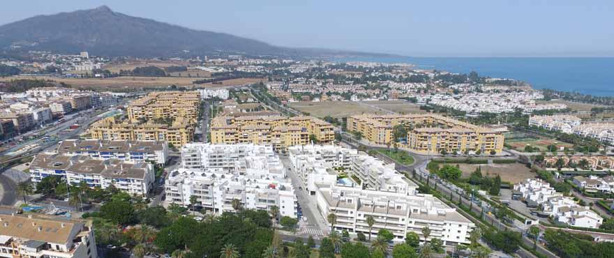 Жилой комплекс «Acqua», продаются апартаменты рядом с морем и Пуэрто-Банус
