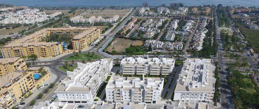 Acqua façade, appartement en vente Marbella