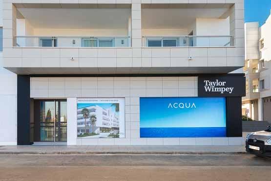 Musterwohnung des Bauträgers Taylor Wimpey - San Pedro de Alcántara, Marbella, Málaga