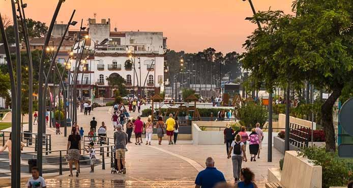 Окрестности: Сан-Педро-де-Алькантара, муниципалитет Марбелья