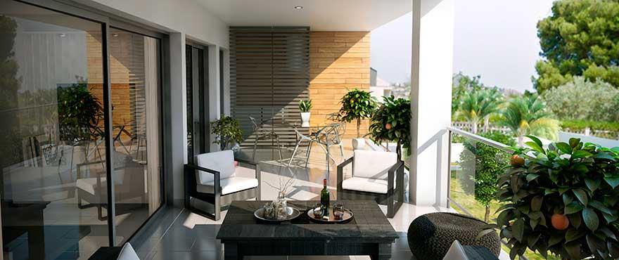 New apartments in javea jard n del mar for Jardin 08000
