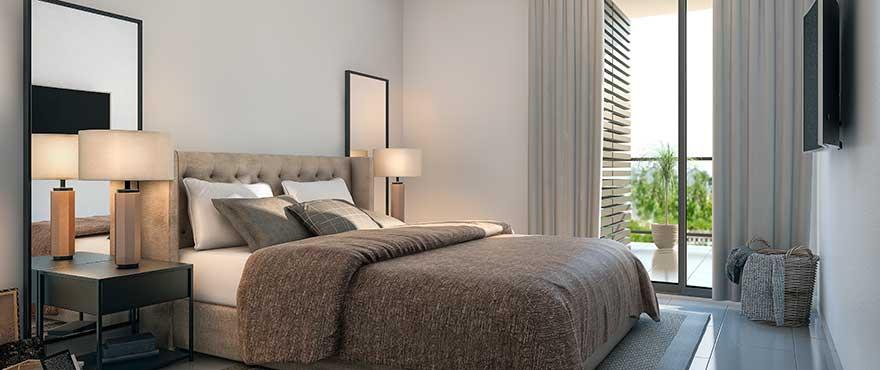 Helles, geräumiges Schlafzimmer, Javea, Costa Blanca
