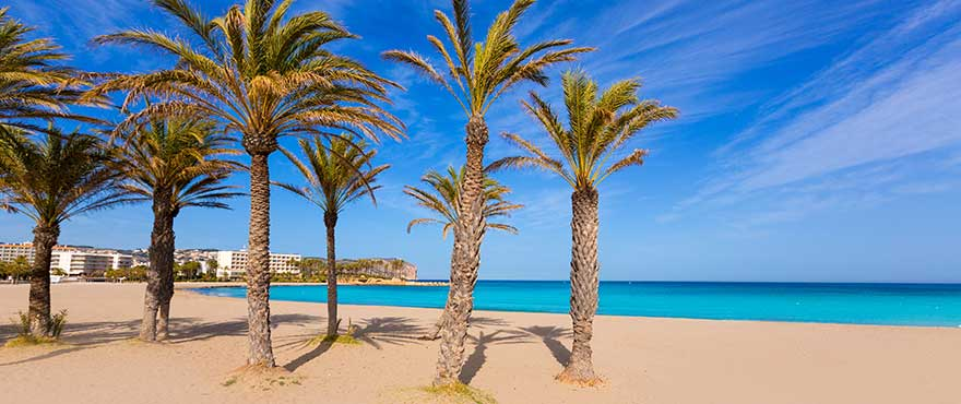 Beach, Javea, Alicante, Costa Blanca