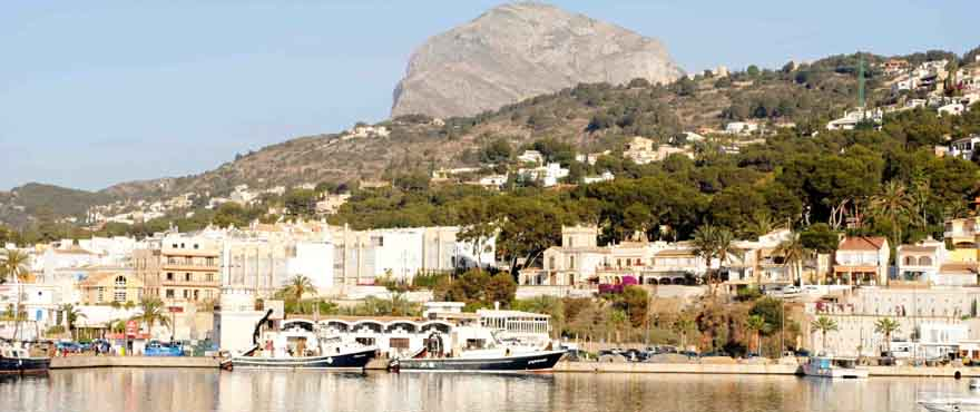 Harbour, Javea, Alicante