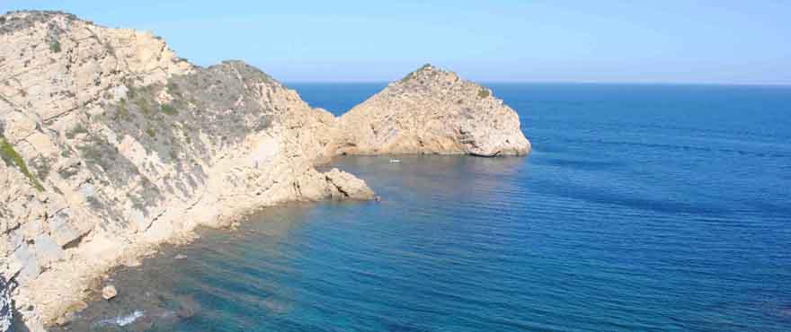 Средиземное море, город Хавеа
