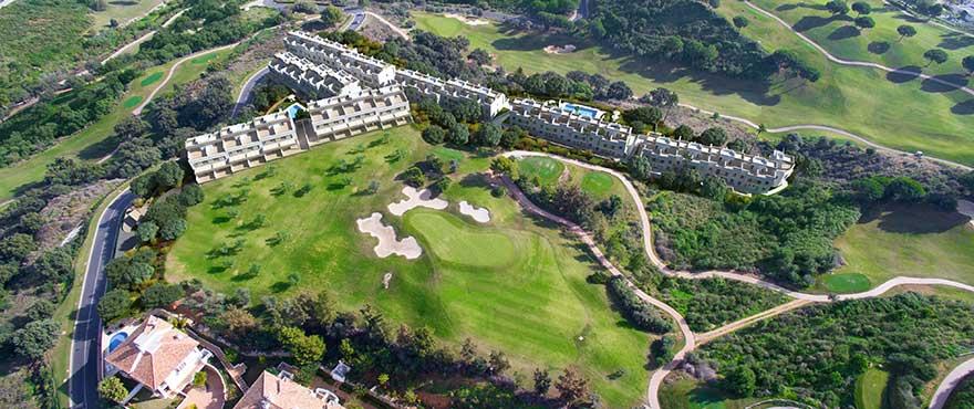 La Cala Resort, Mijas. Golfplatz Asia