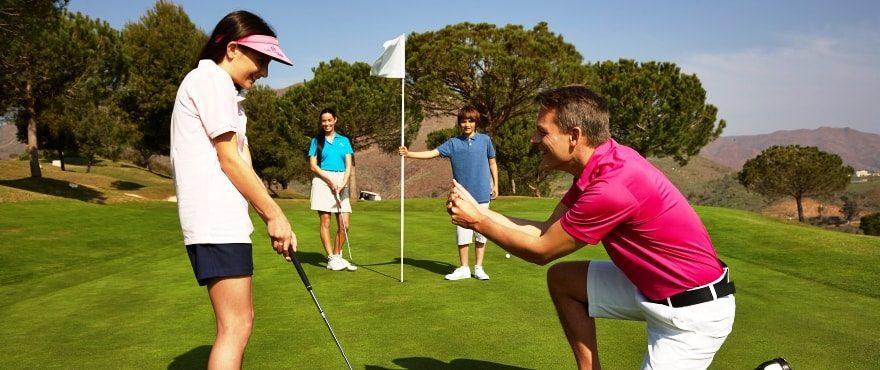 La Cala Golf: Schule