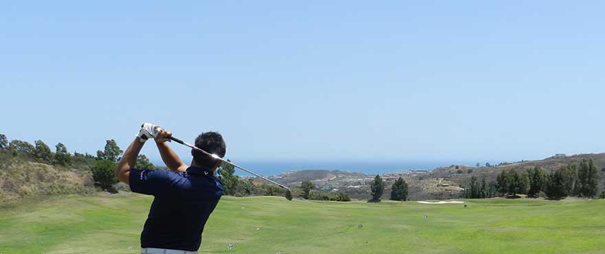 3 campos de golf en La Cala Resort, Mijas