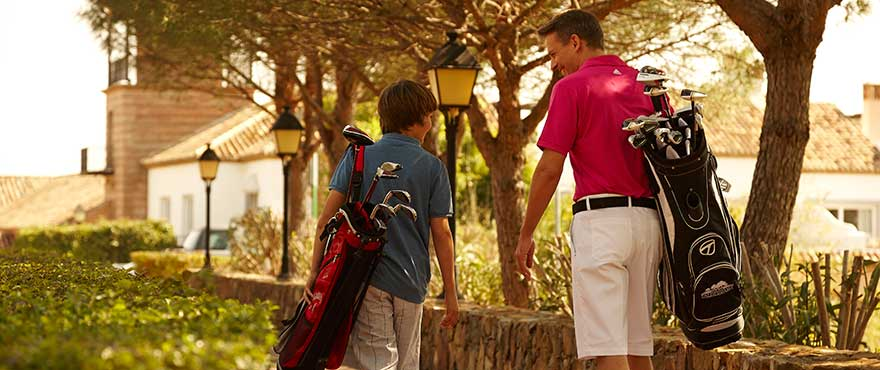 Golf Academy på La Cala Resort, Mijas