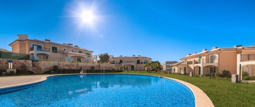 Neue Wohnungen in Colonia de Sant Pere zu verkaufen
