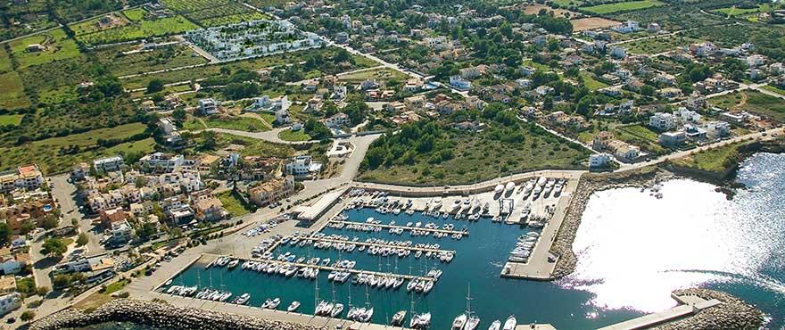 Hamnen Colonia de San Pere