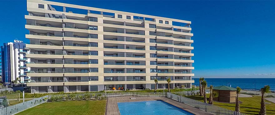 Panorama Mar, Punta Prima, Torrevieja. Apartments for sale