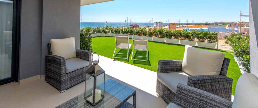 Panorama Mar, Punta Prima, Torrevieja. Apartments for sale