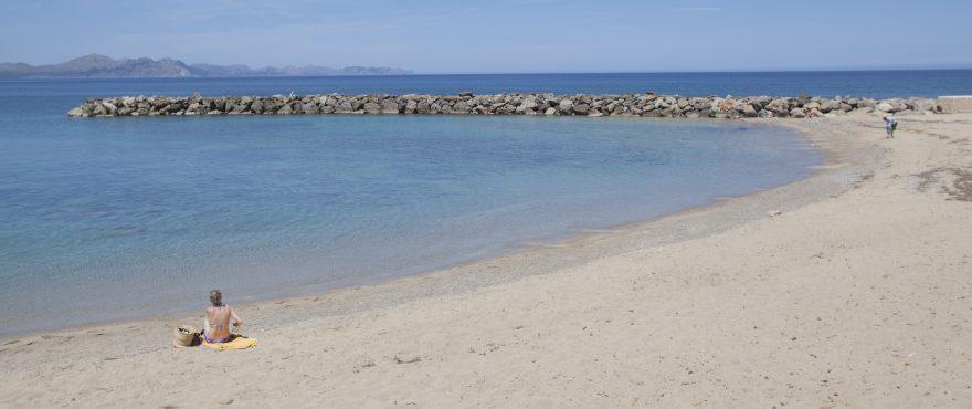 Playa de Colonia Sant Pere