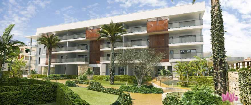 Nieuwe appartementen in Javea, vlakbij het strand