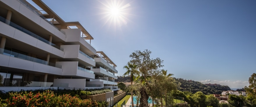 Botanic is located in idyllic Benahavis, surrounded by nature