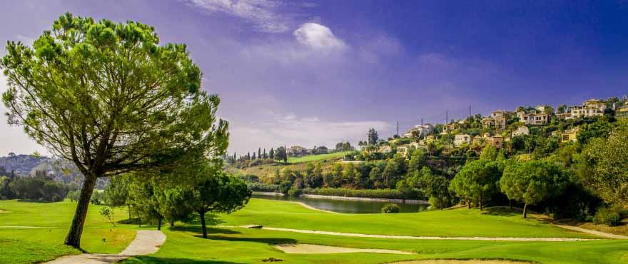 Los Arqueros Golf, Benahavis, Malaga