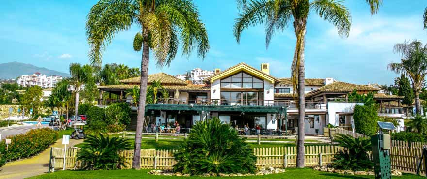 Club House, Los Arqueros Golf