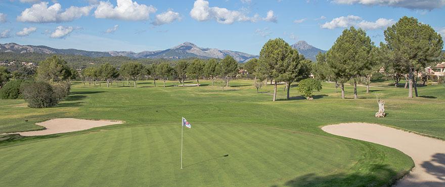 Golf Santa Ponsa, Calvia, Mallorca