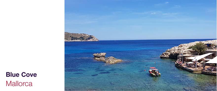 Blue Cove, Cala Lliteras / Cala Ratjada –Mallorca: leiligheter med 1, 2 og3 soverom