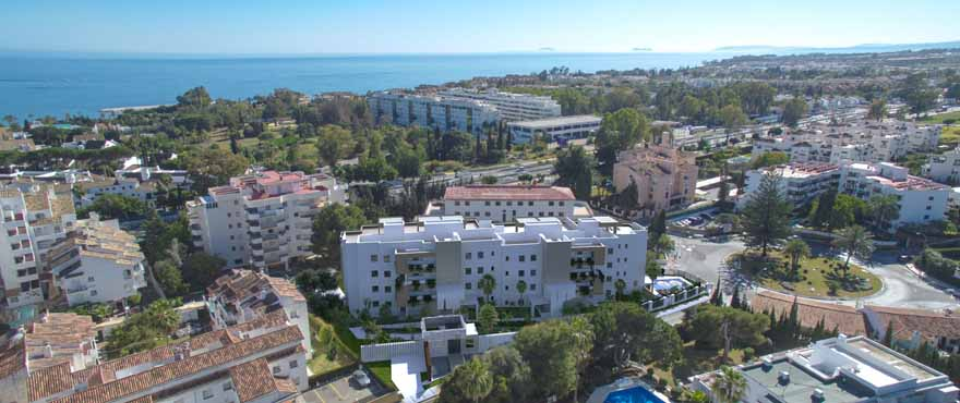 New apartments for sale in Nueva Andalucía, Marbella