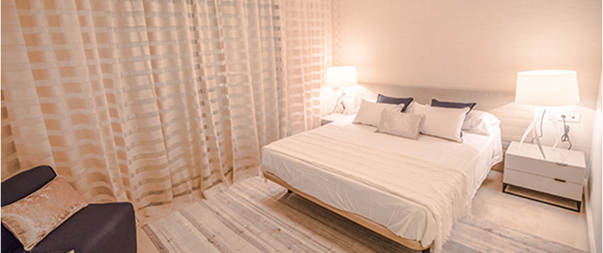 Large principal room in Royal Banús new apartments, Marbella