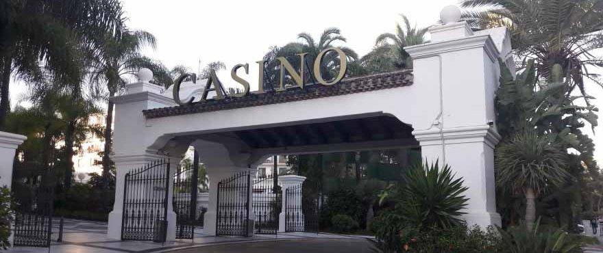 Casino Marbella, Puerto Banus, Malaga