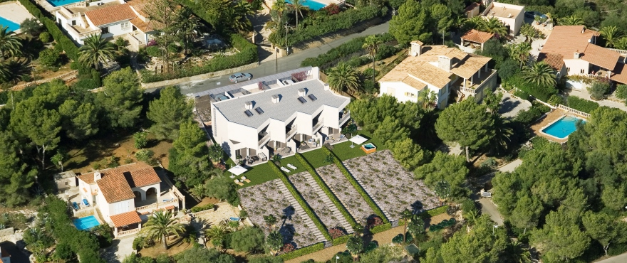Cala Murada townhouses for sale, Mallorca