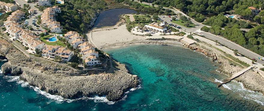 Cala Murada beautiful beach